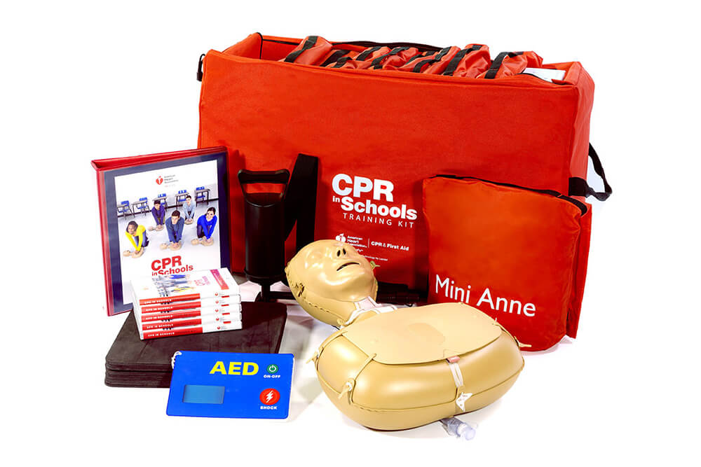 CPRIS training kit product image