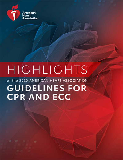 Highlights of the 2020 AHA Guidelines Update for CPR and ECC