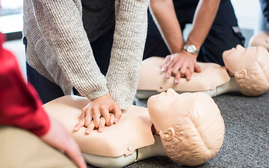 Find a CPR Course