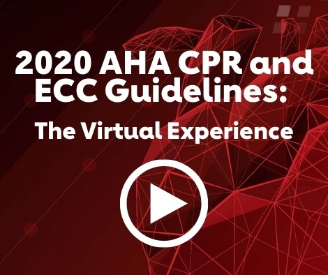 2020 AHA CPR and ECC Guideline: The Virtual Experience