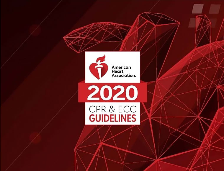 Pautas 2020 de CPR y ECC de la American Heart Association