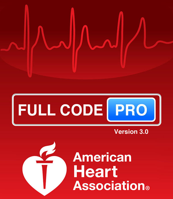Full Code Pro | American Heart Association CPR & First Aid