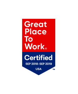 Great Place to Work 2016 to 2018 Health Care